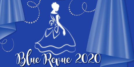 Blue Revue Informational tickets