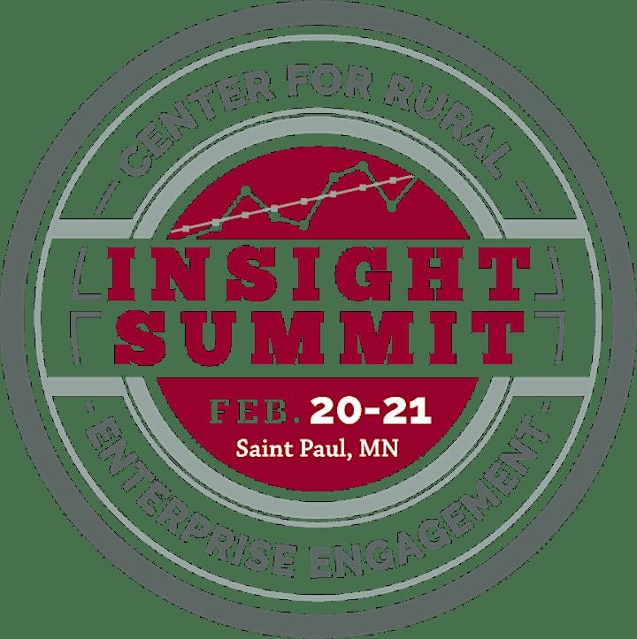 Center for Rural Enterprise Engagement Insight Summit 2020 image