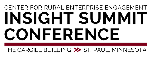 Center for Rural Enterprise Engagement Insight Summit 2020