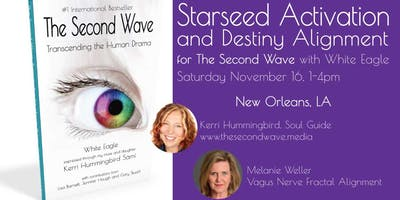Starseed Activation & Alignment for The Second Wave