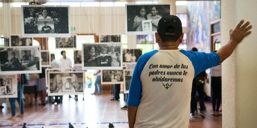 AMA y No Olvida Museo de la Memoria contra la Impunidad presenta exposición en el Instituto de Historia de Nicaragua y Centroamérica - UCA.