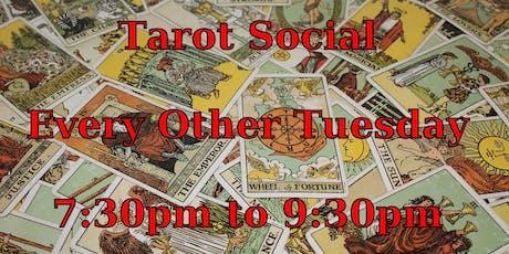 Tarot Social tickets