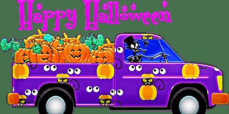 Halloween Par-TEA tickets