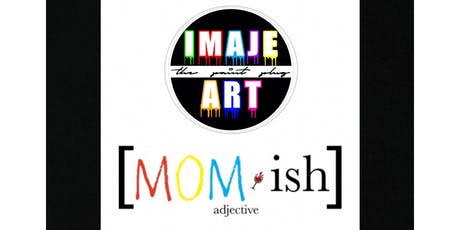 Paint For The Culture : Imaje Art | MOM•ish tickets