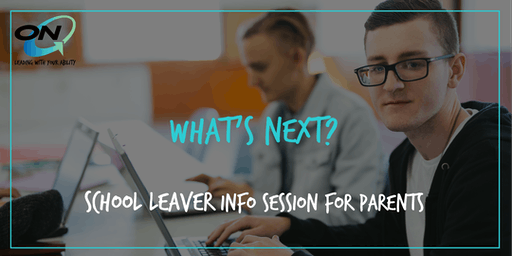 What's Next? Lismore School Leaver Employment Info Session