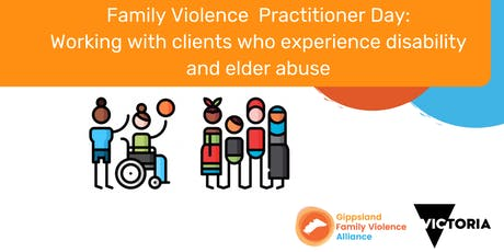 Practitioner Day:  Elder Abuse/Working with those who Experience Disability tickets
