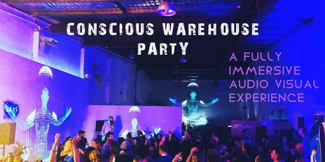 BuddhaBar Experience - Conscious Warehouse Party tickets