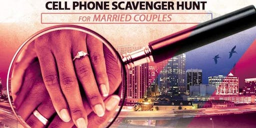 """It Takes Two Cellphone """"Scavenger Hunt"""""""