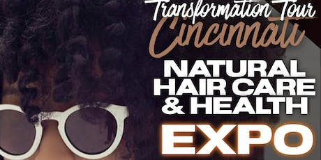 Transformation Tour: Natural Hair Care & Health Expo tickets