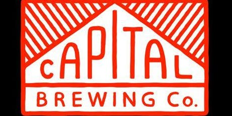 Boffins CRAFTABLE Series with Capital Brewing tickets