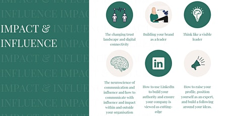 Impact & Influence - February 2019 tickets