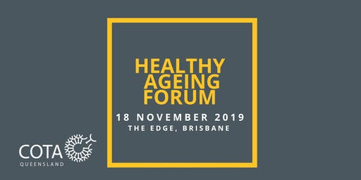 Healthy Ageing Forum