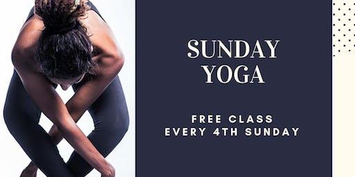{FREE} Sunday Morning Flow Yoga