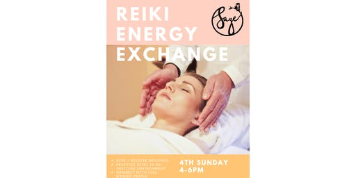 Reiki Energy Exchange