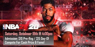 NBA 2k20 Tournament!