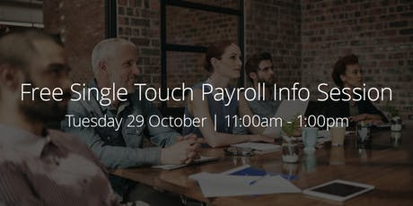 Reckon Single Touch Payroll Info Session -  Springwood tickets
