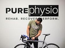 Pure Physio - Drs. Matthew Stevens, Ryan Summers and Dani Lawson logo