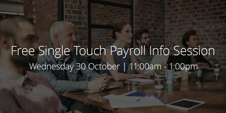 Reckon Single Touch Payroll Info Session - Maroochydore tickets