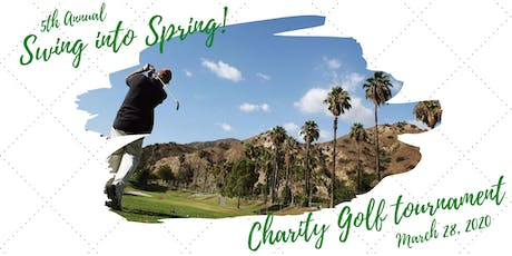 Swing Into Spring Charity Golf Tournament hosted by Occasion To Celebrate tickets