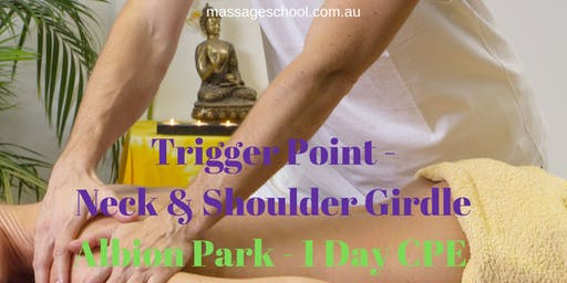 Trigger Point Therapy for Neck & Shoulder Girdle - 1 Day CPE Event (7hrs)