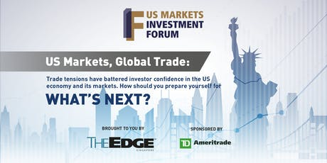 The Edge Singapore | US Markets Investment Forum tickets