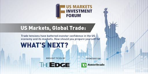 The Edge Singapore | US Markets Investment Forum