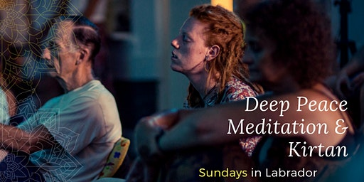 Deep Peace Meditation & Kirtan