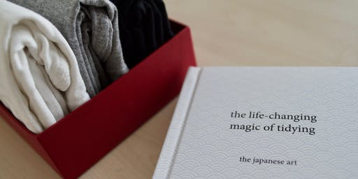 Decluttering at Home with Family : KonMari Method™ 101