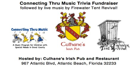 Connecting-With Music & Firewater Tent Revival-Trivia,Raffle and more!!! tickets