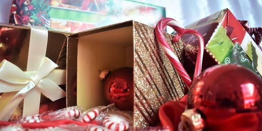 Holiday Prep: Gift Wrapping Class