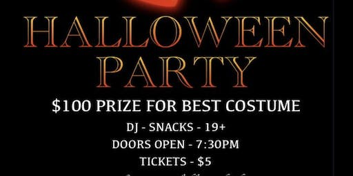 Club Belvedere Halloween Party