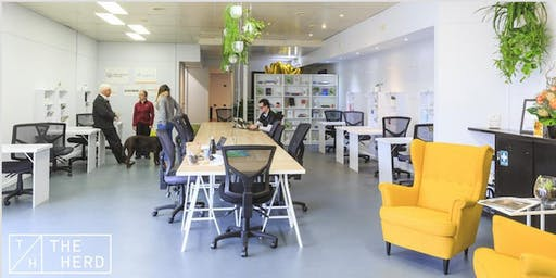 Free Coworking Day and Wine Down