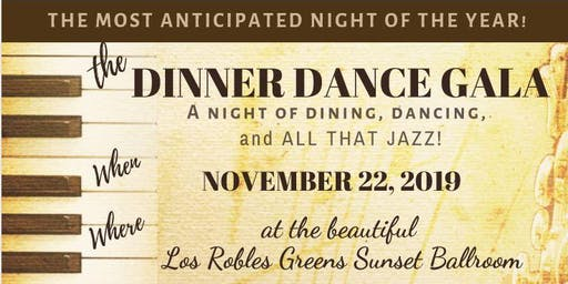 Thousand Oaks High School Band Dinner Dance Gala