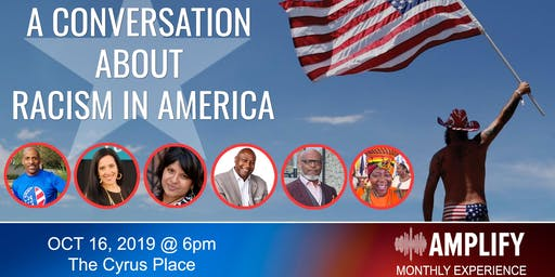 Amplify Indy Experience - A Conversation About Racism in America