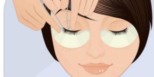 Private Classic Eyelash Extension Training