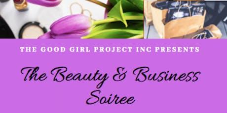 Beauty & Business Soiree & Fundraiser 2019 tickets