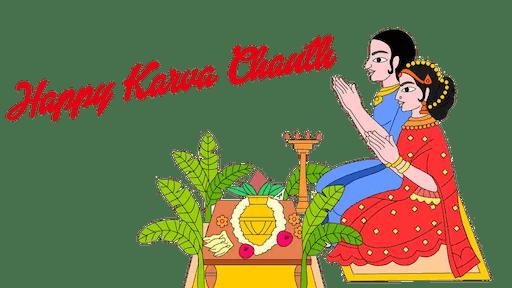 Spiritual Side of Karwa Chauth