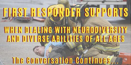 First Responder Supports When Dealing with Neurodiversity