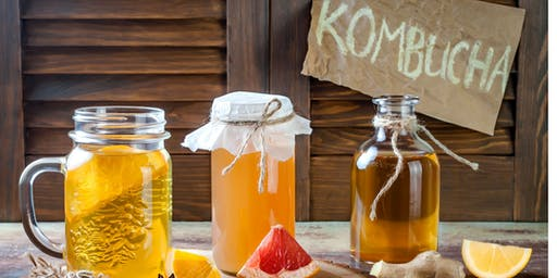 Fermented Foods for Good Health, Ages 18+