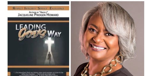 Leading God's Way-Book Signing
