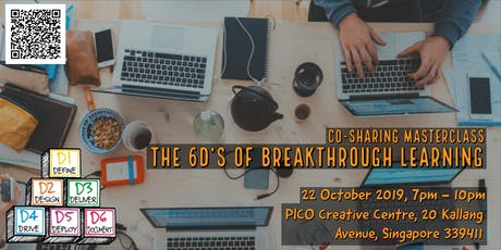Co-Learning Masterclass:  The 6 Disciplines of Breakthrough Learning tickets