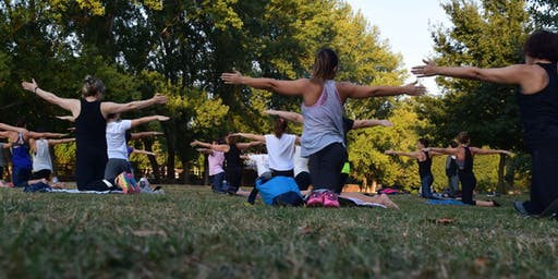 Healthy Fit Party in the Park