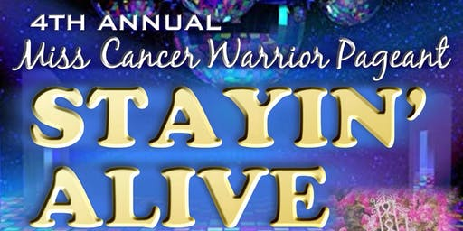 4th Annual Miss Cancer Warrior Pageant