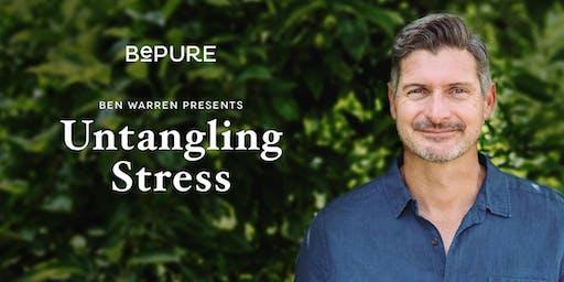 Untangling Stress
