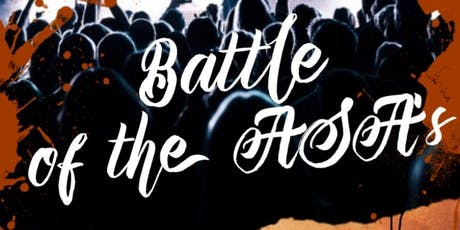 Battle of the ASA's tickets
