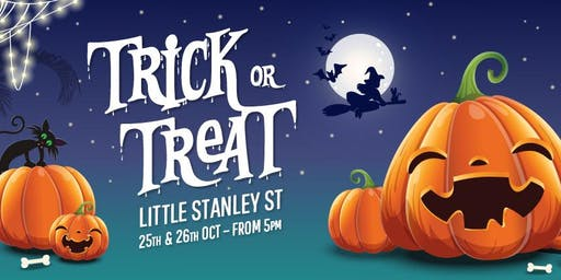 Trick or Treat Little Stanley Street