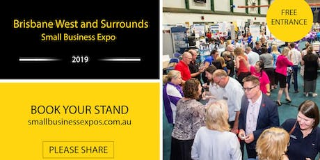 Brisbane West and Surrounds Small Business Expo tickets
