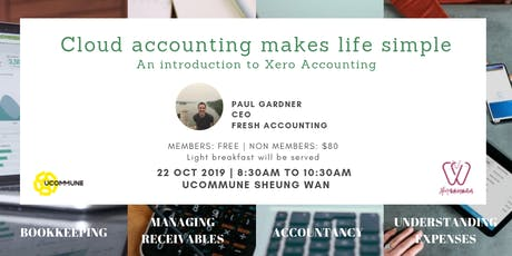 Cloud Accounting makes life simple tickets