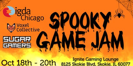 Spooky Game Jam 2019 tickets