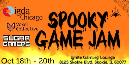 Spooky Game Jam 2019